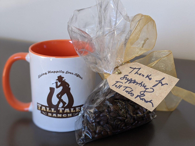 TTR coffee mug